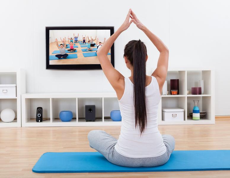 Svakodnevno vježbanje preko interneta