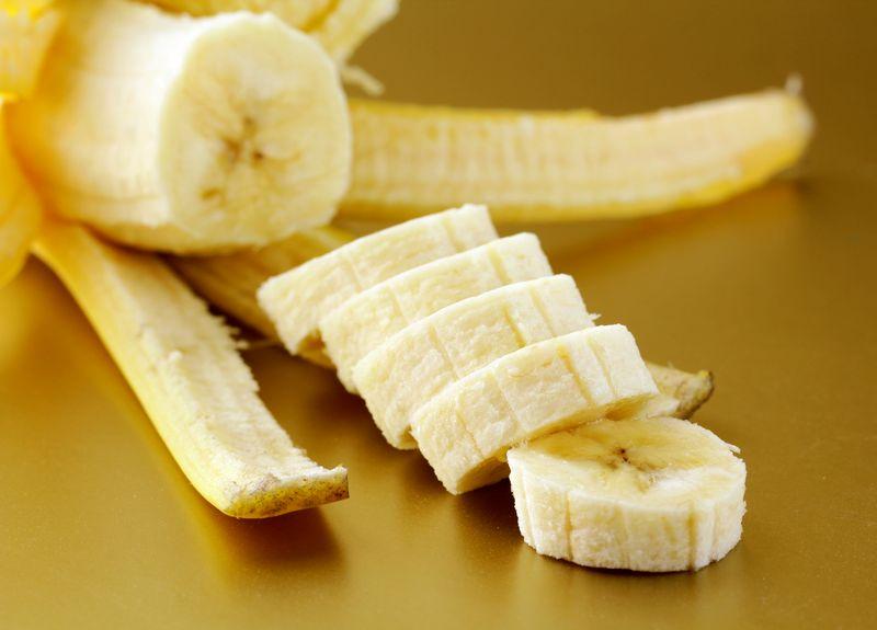 Smanjite kilograme bananom