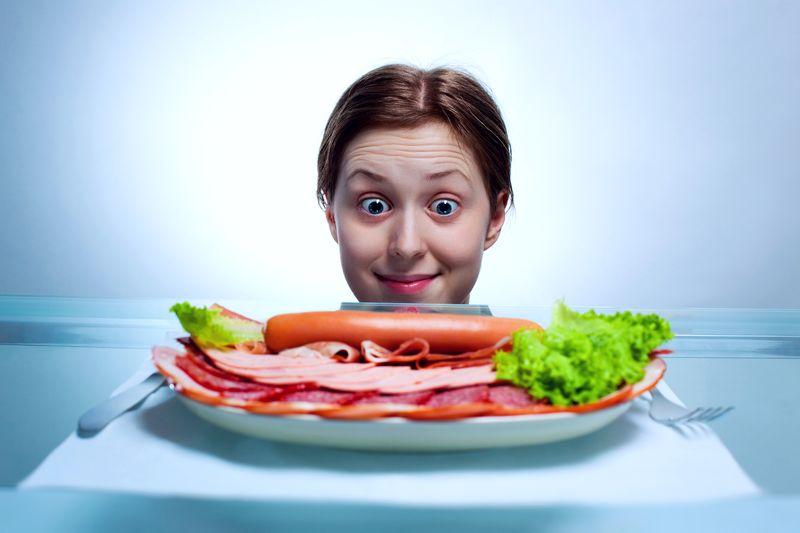 Učinkovit prestanak jela