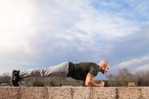 Klasična plank vježba