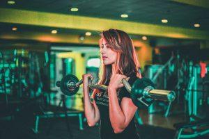Vježbe u fitnesu za ruke